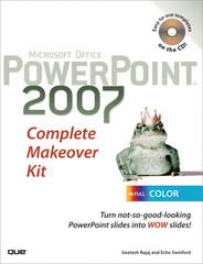 Microsoft Office PowerPoint 2007 Complete Makeover Kit