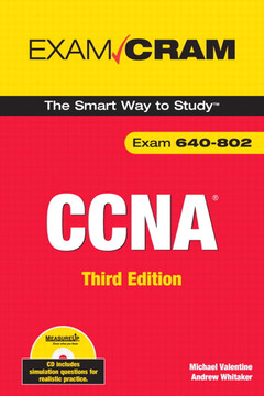 CCNA Exam Cram (Exam 640-802), Third Edition