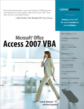 Microsoft® Office Access 2007 VBA