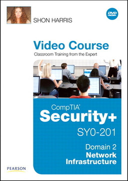 CompTIA Security+ SY0-201 Video Course Domain 2 - Network Infrastructure
