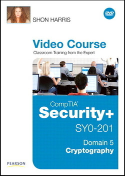 CompTIA Security+ SY0-201 Video Course Domain 5 - Cryptography