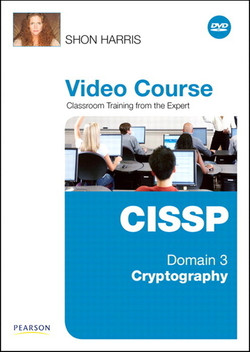 CISSP Video Course Domain 3 – Cryptography