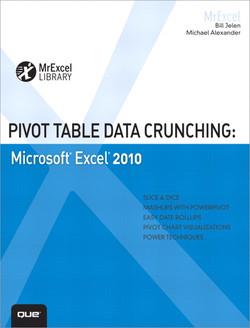 Pivot Table Data Crunching: Microsoft