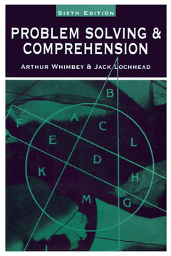 Problem Solving & Comprehension, 6th Edition