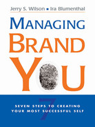 Cover of Managing Brand YOU: Seven Steps to Creating Your Most Successful Self