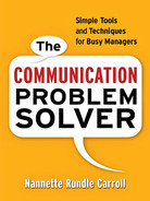 Cover of The Communication Problem Solver