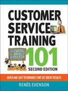 Cover of Customer Service Training 101, 2nd Edition