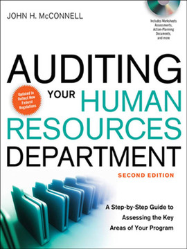 Auditing Your Human Resources Department, 2nd Edition