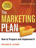Cover of The Marketing Plan, 4th Edition