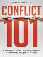 Cover of Conflict 101