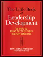 Cover of The Little Book of Leadership Development