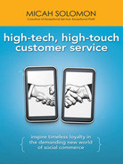 Cover of High-Tech, High-Touch Customer Service