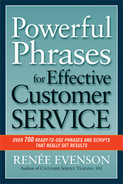 Cover of Powerful Phrases for Effective Customer Service