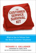 Cover of The Customer Service Survival Kit