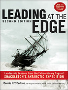 Cover of Leading at The Edge, 2nd Edition