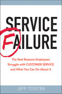 Cover of Service Failure
