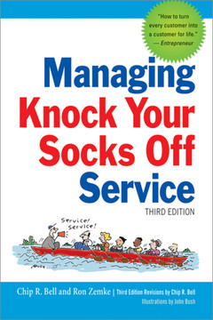 Managing Knock Your Socks Off Service, 3rd Edition
