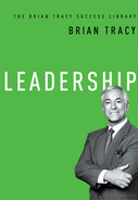 Cover of Leadership (The Brian Tracy Success Library)