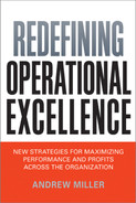 Cover of Redefining Operational Excellence