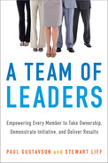 Cover of A Team of Leaders