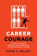 Cover of Career Courage