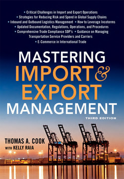 Mastering Import and Export Management, 3rd Edition