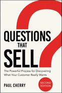 Cover of Questions that Sell, 2nd Edition