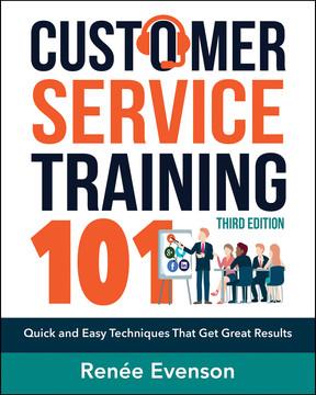 Customer Service Training 101, 3rd Edition
