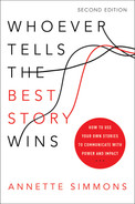 Cover of Whoever Tells the Best Story Wins, 2nd Edition