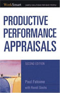 Cover of Productive Performance Appraisals, Second Edition