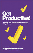 Cover of Get Productive!: Boosting Your Productivity And Getting Things Done