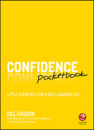 Cover of Confidence Pocketbook