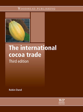 The International Cocoa Trade, 3rd Edition