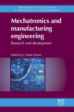Mechatronics and Manufacturing Engineering