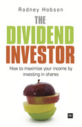 Cover of The Dividend Investor: A practical guide to building a share portfolio designed to maximise income