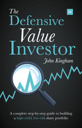 Cover of The Defensive Value Investor