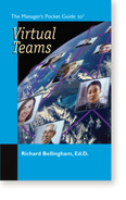 Cover of The Manager's Pocket Guide to Virtual Teams