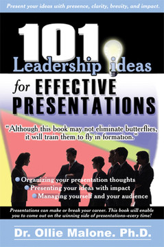 101 Leadership Actions for Effective Presentations
