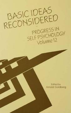 Progress in Self Psychology, V. 12