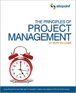 Cover image for The Principles of Project Management (SitePoint: Project Management)