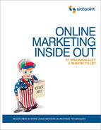 Cover image for Online Marketing Inside Out