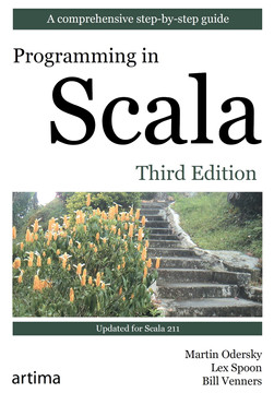 Programming in Scala, Third Edition