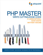 Cover of PHP Master