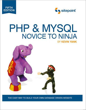 PHP & MySQL: Novice to Ninja, Fifth Edition