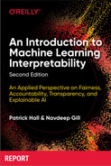 An Introduction to Machine Learning Interpretability, 2nd Edition
