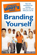 Cover of The Complete Idiot's Guide to Branding Yourself