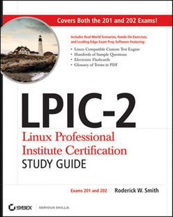 LPIC-2: Linux Professional Institute Certification, Study Guide