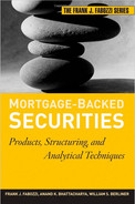 Cover of Mortgage-Backed Securities: Products, Structuring, and Analytical Techniques, 2nd Edition