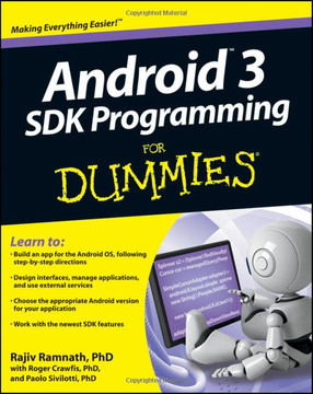 Android™ 3 SDK Programming For Dummies®