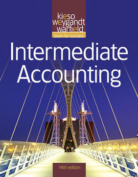 Rockford Practice Set to accompany Intermediate Accounting, 14th Edition